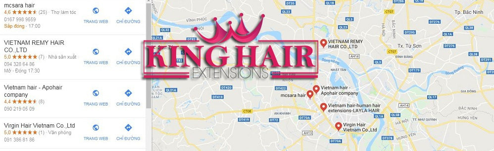 WHAT DO YOU NEED WHEN COMING TO VIETNAM FOR HAIR EXTENSIONS BUSINESS