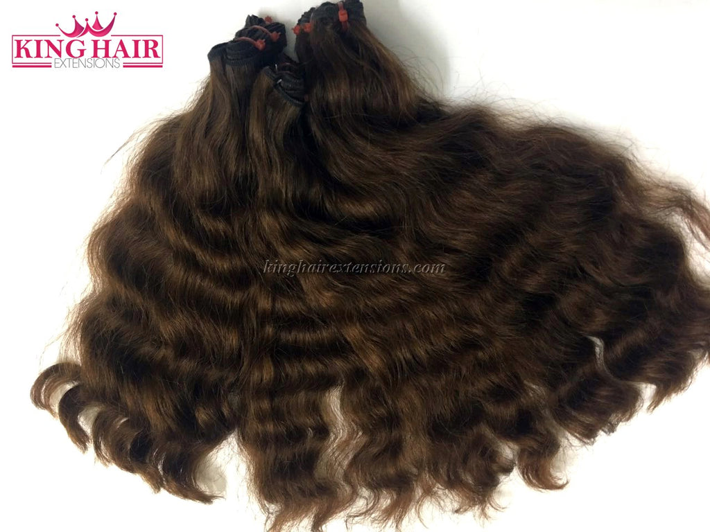 WAVY HAIR EXTESNIONS HUMAN  HAIR PRODUCT HOT IN THE MARKET