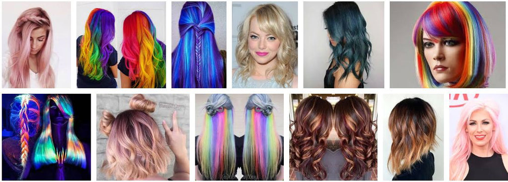 HOW TO TAKE CARE FOR YOUR DYEING HAIR EXTENSIONS?