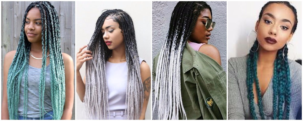 TOP LATEST BRAID HAIRSTYLES IN NIGERIA 2017