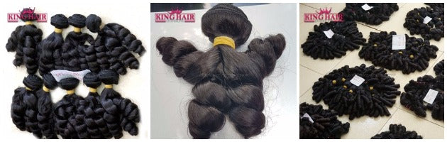 Funmi hair from King Hair Extensions