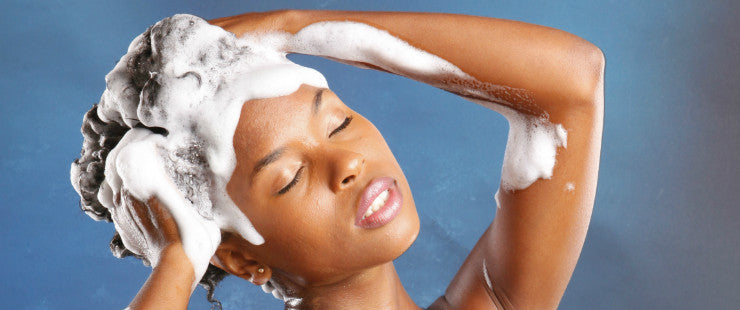 Image result for washing african hair