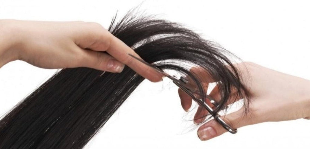 Cutting hair often doesn't make your hair grow faster