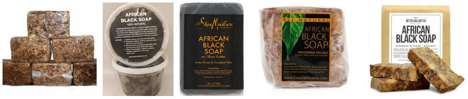 African black soap can be use as normal bath soap