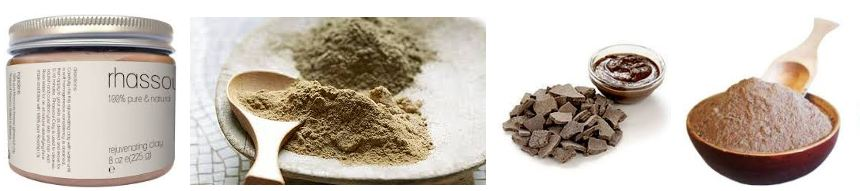 Rhassoul clay is derived from Morocco and become more popular