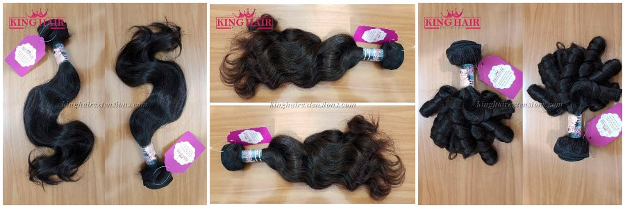Vietnamese hair is very high quality and you can make any style you want