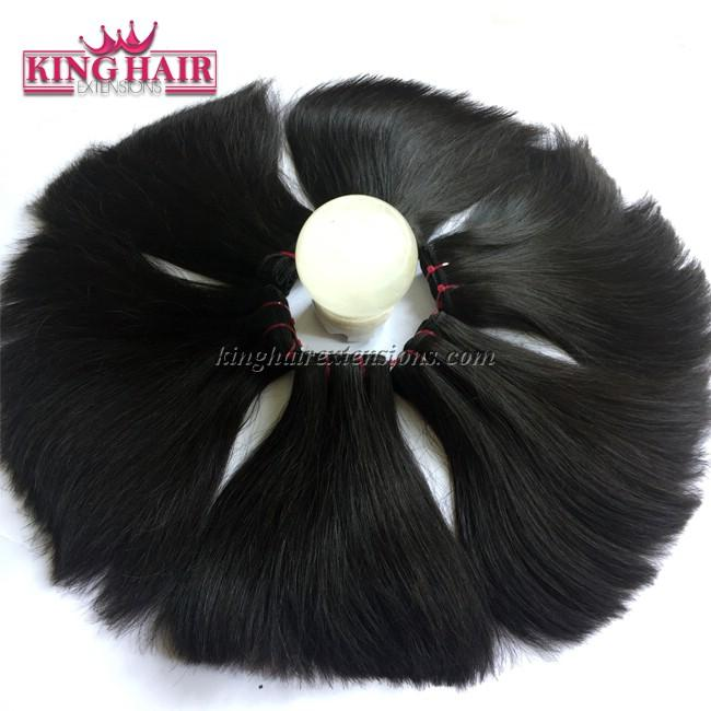 Vietnmese hair super double drawn hair can sell really well in Nigeria market