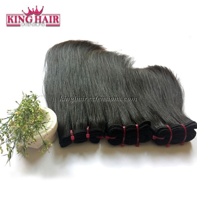 12 inch vietnamese hair straight super double stc3