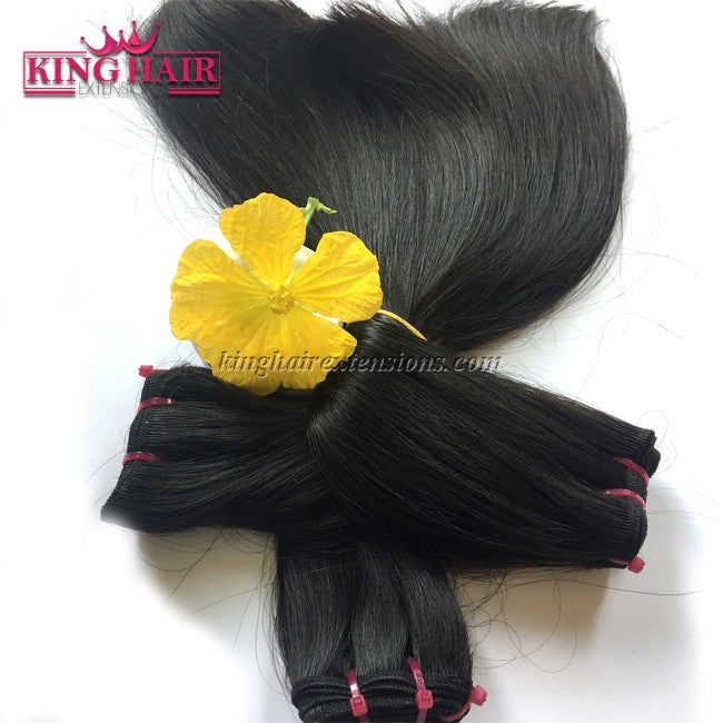 12 inch SUPER DOUBLE VIETNAMESE HAIR STRAIGHT STC3 - King Hair Extensions