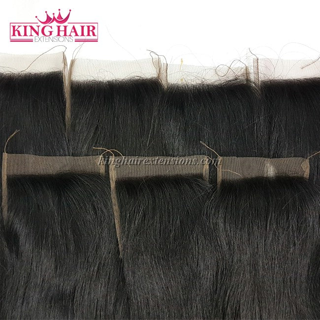14 inch Vietnam Hair Straight Lace Closure 4x4 - King Hair Extensions
