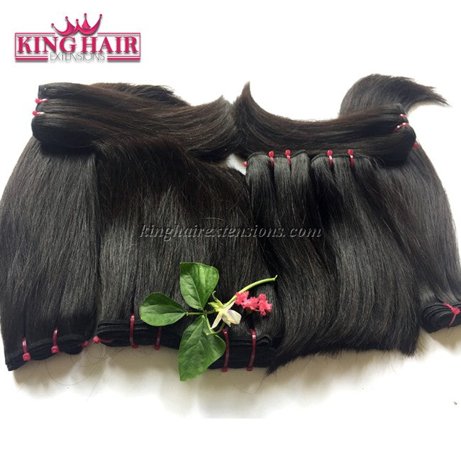 14 inch SUPER DOUBLE VIETNAMESE HAIR STRAIGHT STC3