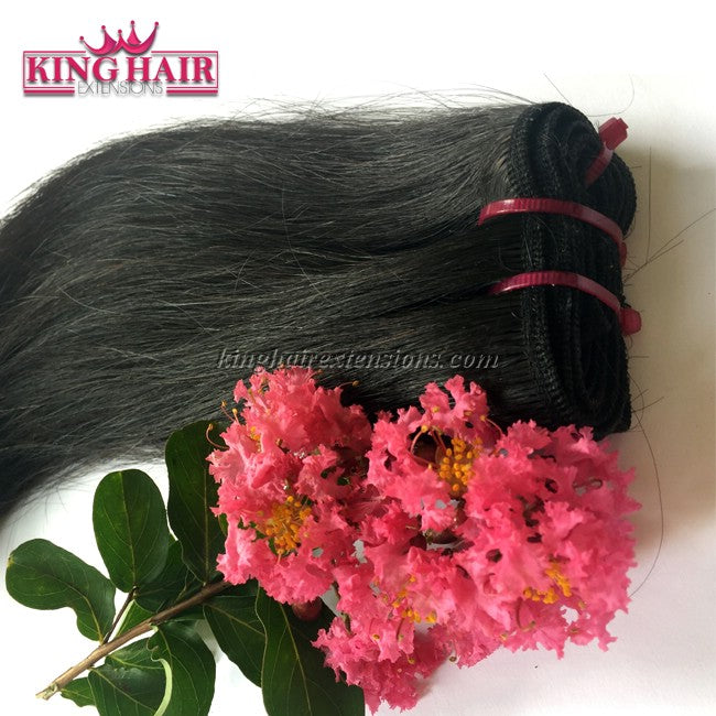 14 inch SUPER DOUBLE VIETNAMESE HAIR STRAIGHT STC3 - King Hair Extensions
