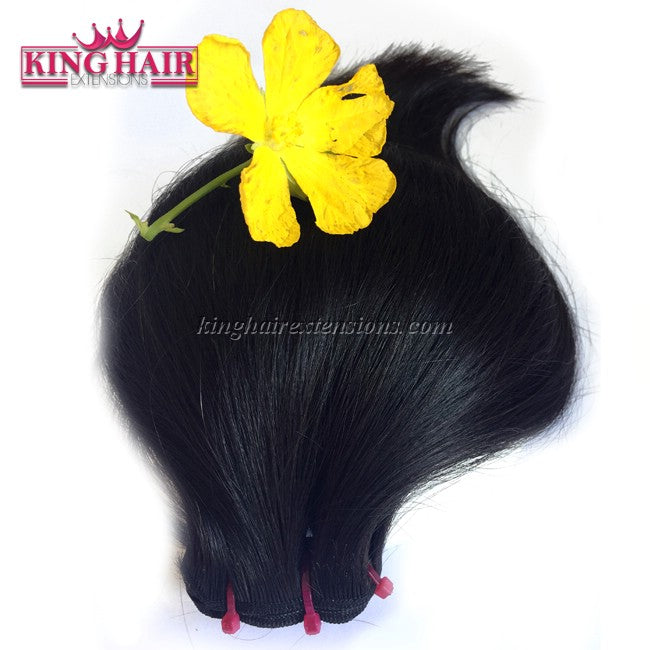14 inch vietnamese hair straight super double stc3