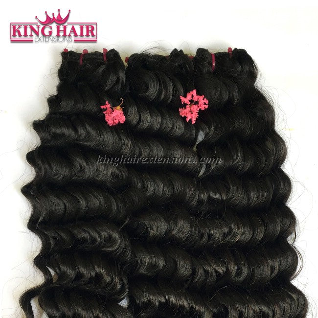 14 inch SUPER DOUBLE VIETNAMESE HAIR WAVY SW4