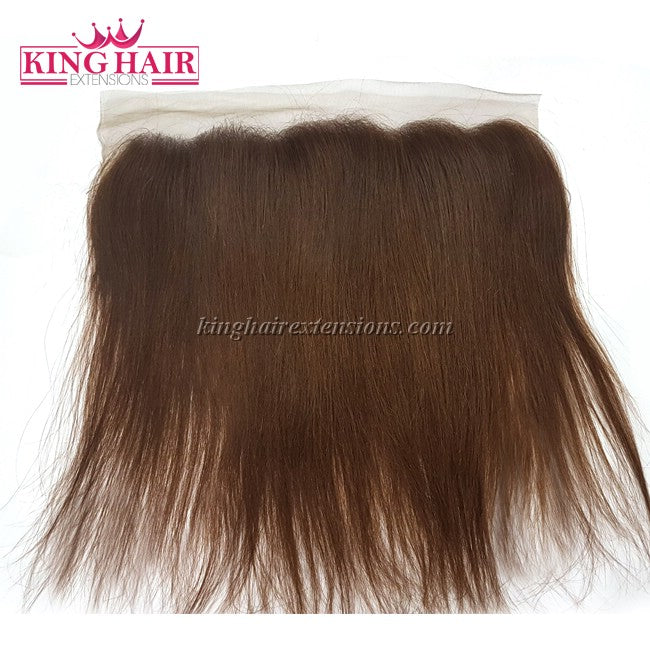 14 inch VIETNAM HAIR STRAIGHT LACE FRONTAL 13X4