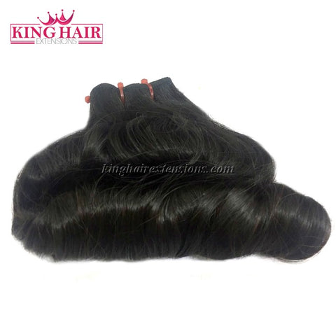 18 inch SUPER DOUBLE VIETNAMESE HAIR FUNMI CURLY SF5 - King Hair Extensions