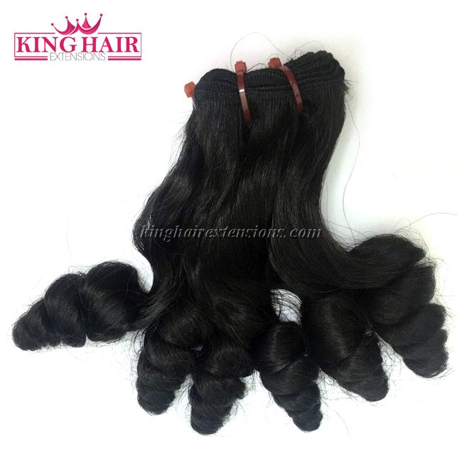 18 inch SUPER DOUBLE VIETNAMESE HAIR FUNMI CURLY SF7