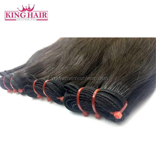 18 inch SUPER DOUBLE VIETNAMESE HAIR STRAIGHT OMBRE STC3 - King Hair Extensions