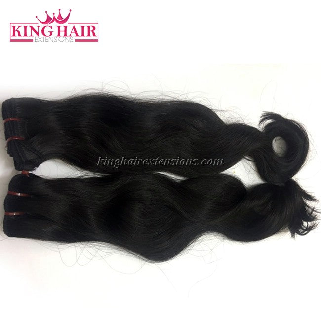 18 inch SUPER DOUBLE VIETNAMESE HAIR WAVY NW1 - King Hair Extensions