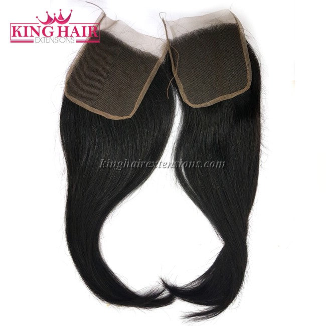 18 inch Vietnam Hair Straight Lace Closure 4x4