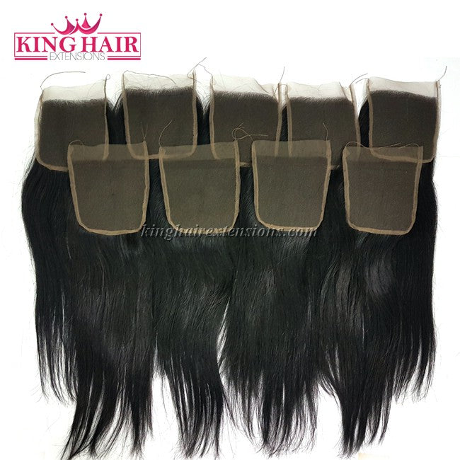 Vietnam Hair Straight Lace Closure 4x4 Unlimited Parting Options