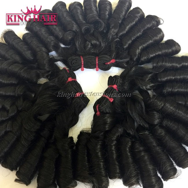 18 inch SUPER DOUBLE VIETNAMESE HAIR CURLY SF6 - King Hair Extensions