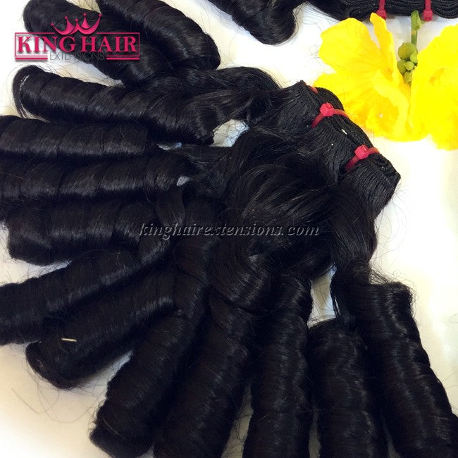 18 inch SUPER DOUBLE VIETNAMESE HAIR CURLY SF6