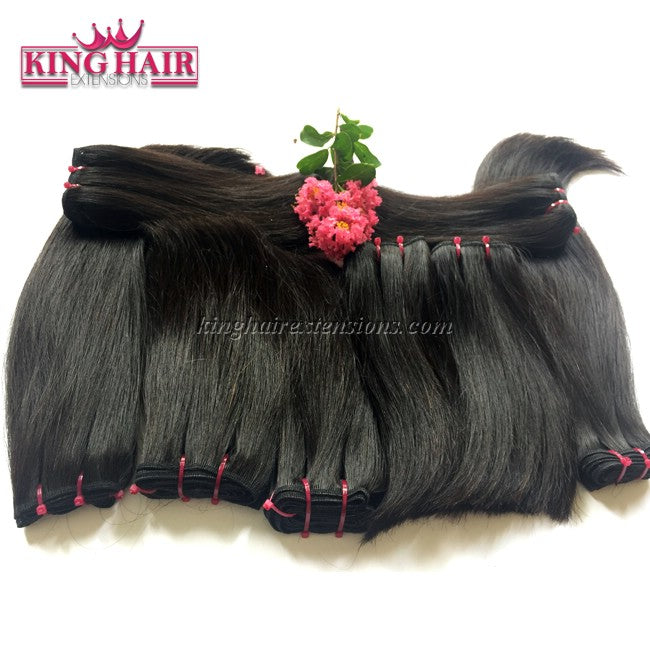 18 inch vietnamese hair straight super double stc3