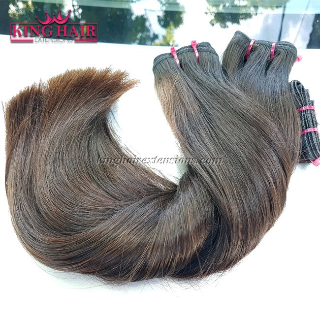 18 inch SUPER DOUBLE VIETNAMESE HAIR STRAIGHT STC3