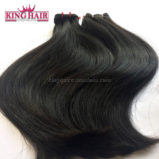 18 inch SUPER DOUBLE VIETNAMESE HAIR STRAIGHT STC3 - King Hair Extensions