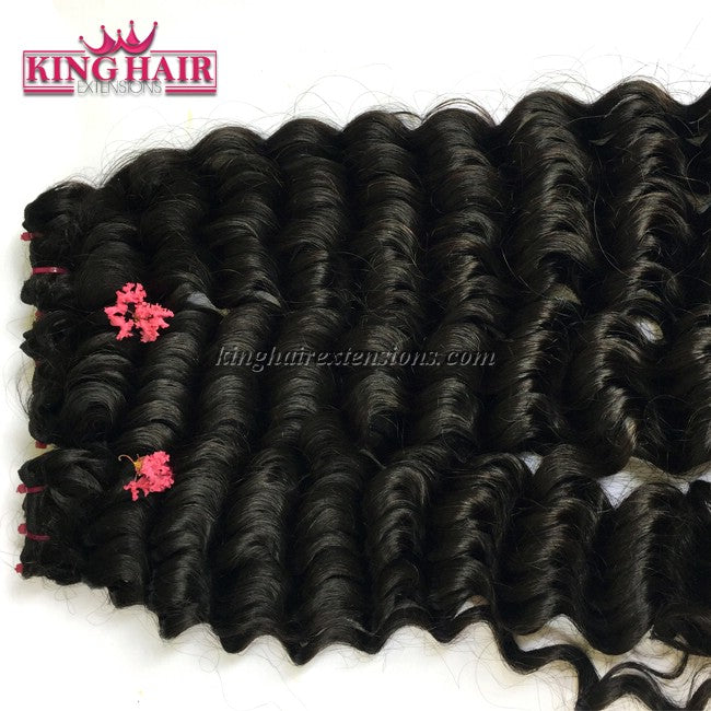 16 inch vietnamese hair extensions wavy super double sw4