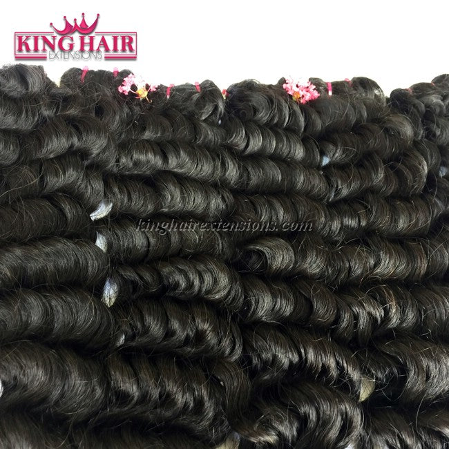 18 inch SUPER DOUBLE VIETNAMESE HAIR WAVY SW4 - King Hair Extensions