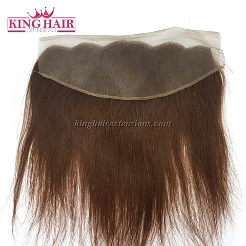 18 inch VIETNAM HAIR STRAIGHT LACE FRONTAL 13X4 - King Hair Extensions