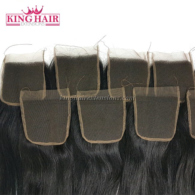 20 inch Vietnam Hair Straight Lace Closure 4x4