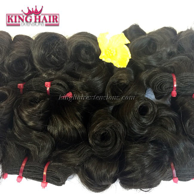 20 inch SUPER DOUBLE VIETNAMESE HAIR CURLY SF4