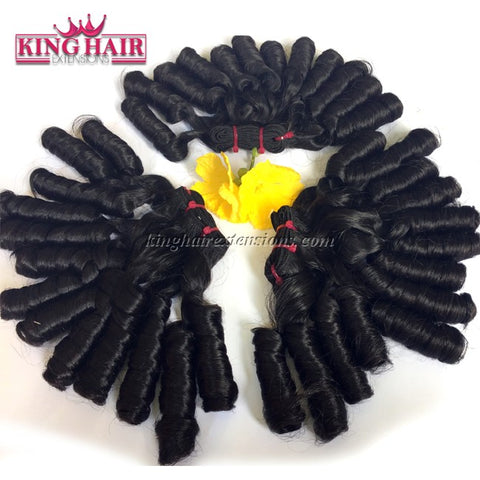 20 inch SUPER DOUBLE VIETNAMESE HAIR CURLY SF6 - King Hair Extensions