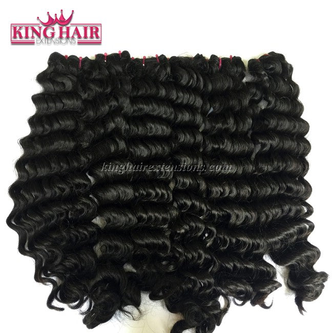 20 inch SUPER DOUBLE VIETNAMESE HAIR WAVY SW4 - King Hair Extensions