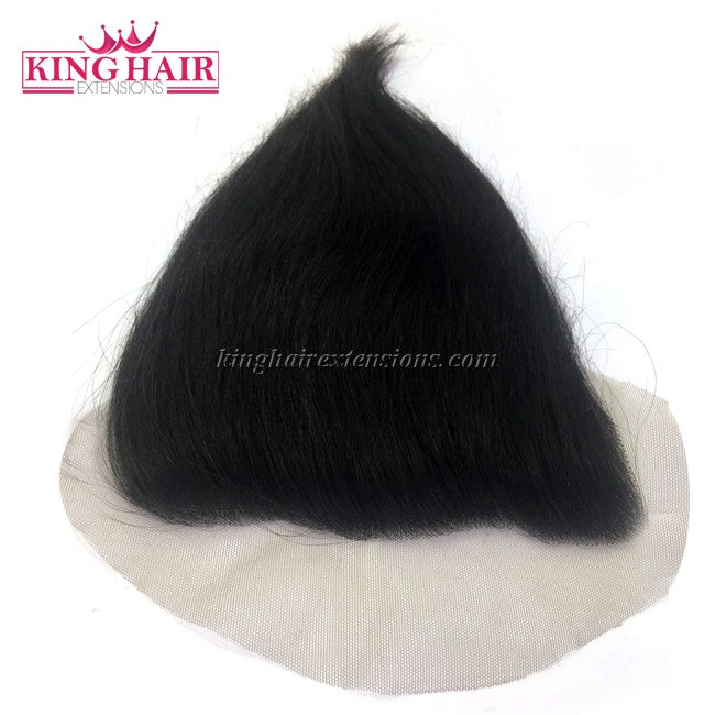 20 inch Vietnam Hair Straight Lace Closure 7x4 - King Hair Extensions
