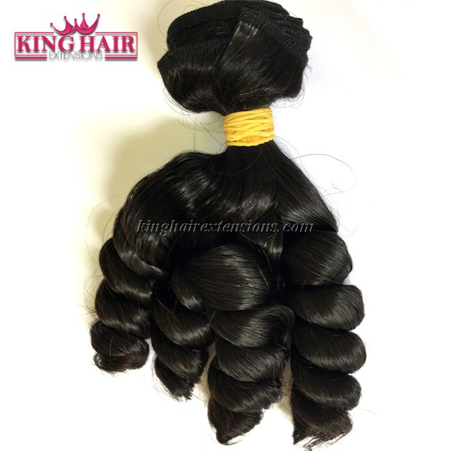 22 inch SUPER DOUBLE VIETNAMESE HAIR CURLY SF1 - King Hair Extensions