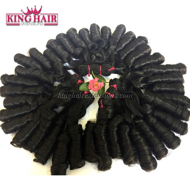 22 inch vietnam human hair curly super double sf6