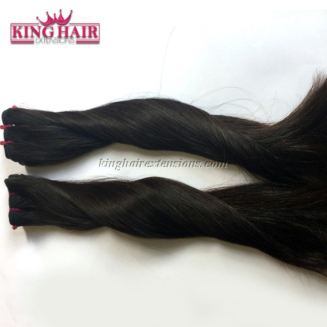 22 inch SUPER DOUBLE VIETNAMESE HAIR STRAIGHT STC3 - King Hair Extensions