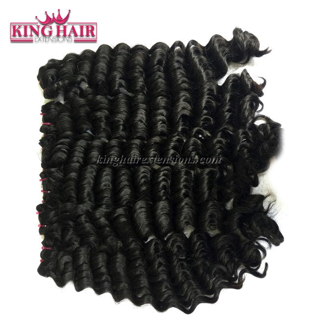 22 inch SUPER DOUBLE VIETNAMESE HAIR WAVY SW4 - King Hair Extensions