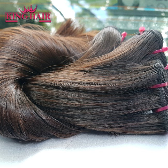 24 inch vietnamese hair straight super double stc3