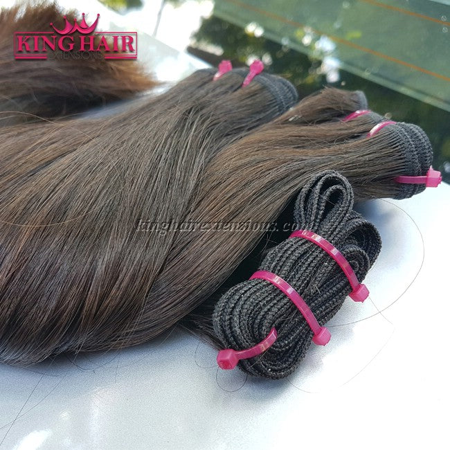 28 inch vietnamese hair straight super double stc3