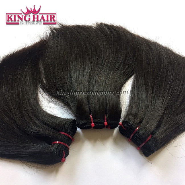 8 inch SUPER DOUBLE VIETNAMESE HAIR STRAIGHT STC3