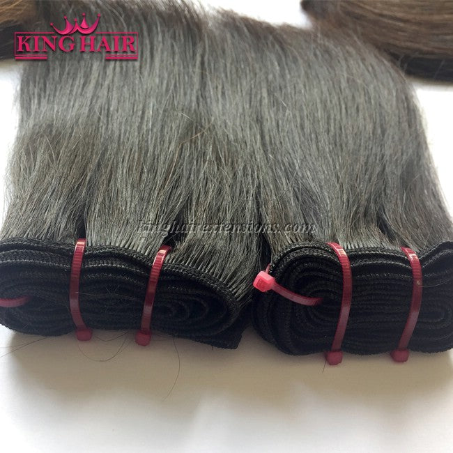 8 inch SUPER DOUBLE VIETNAMESE HAIR STRAIGHT STC3 - King Hair Extensions