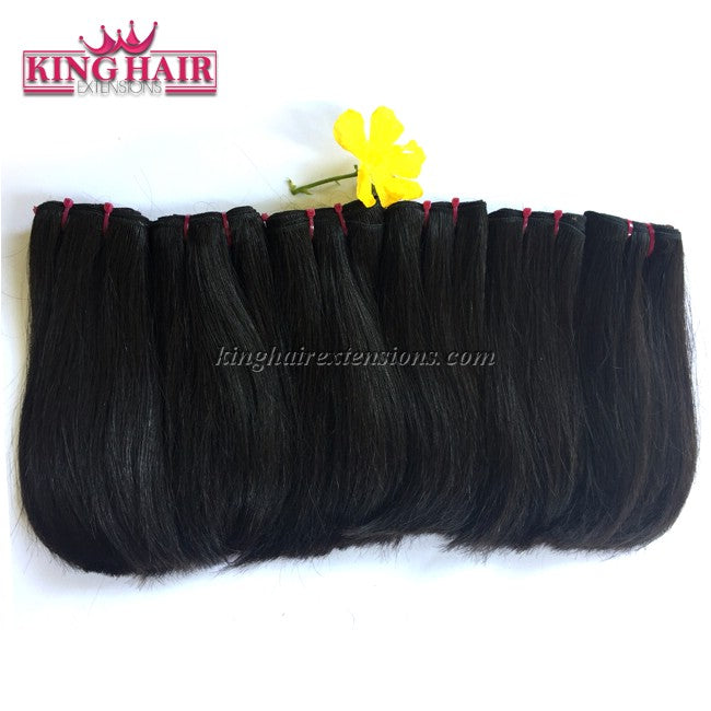 12 inch SUPER DOUBLE VIETNAMESE HAIR STRAIGHT STC3