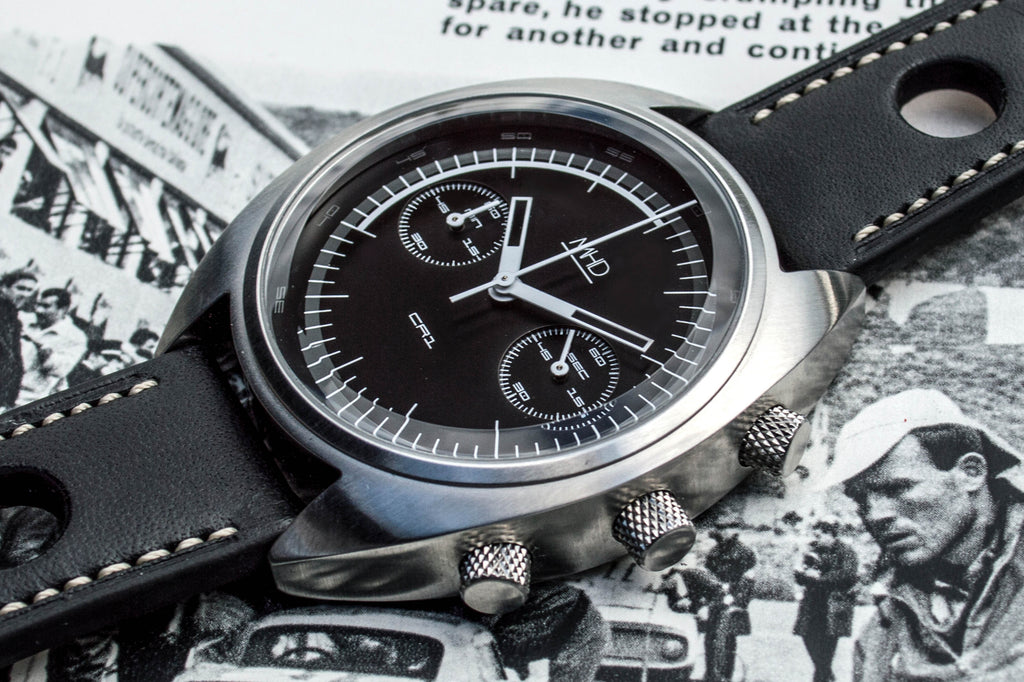 mhd watches cr1 chronograph watch