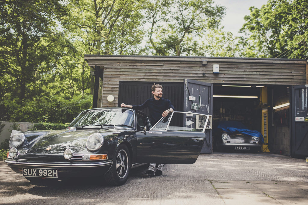 matthew humphries and porsche 911