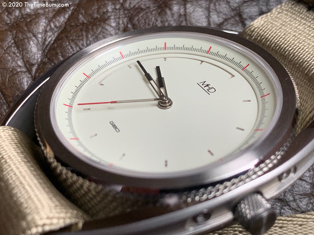 mhd watches sa2 heritage white dial